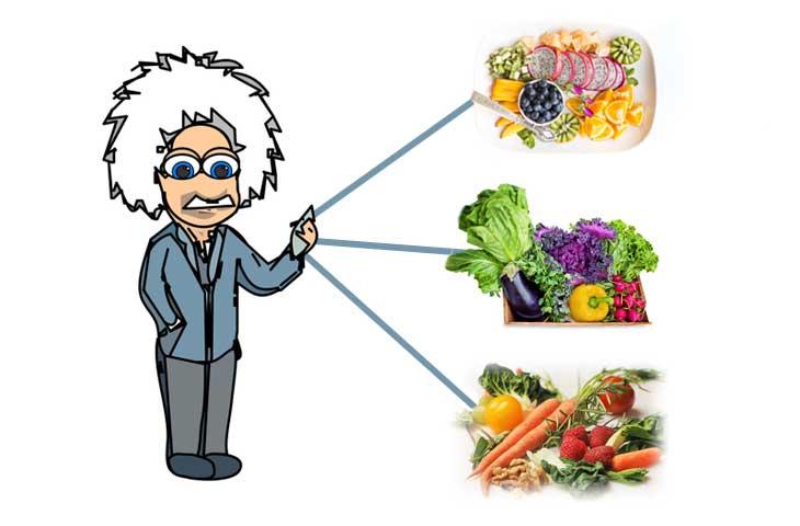 Dieta dla mózgu. Chcesz być jak Albert Einstein?