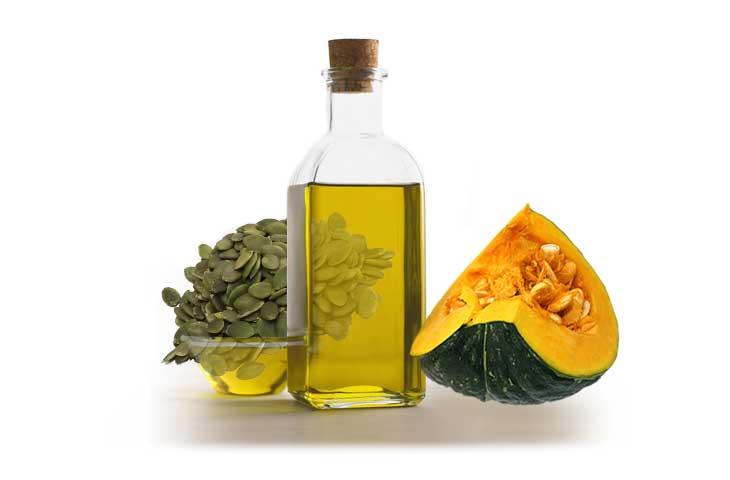 Naturalny olej z pestek dyni