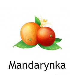 Mandarynka nazimę