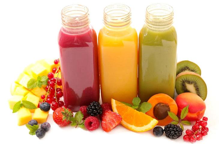 Detoks sokowy na10 dni