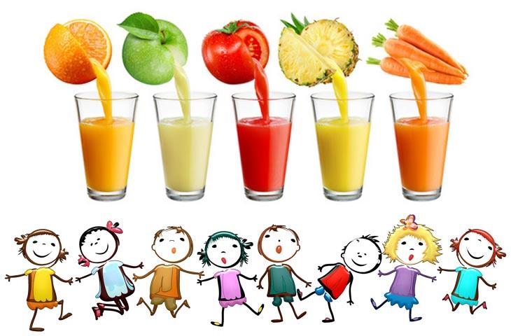 Zdrowa dieta dla dzieci