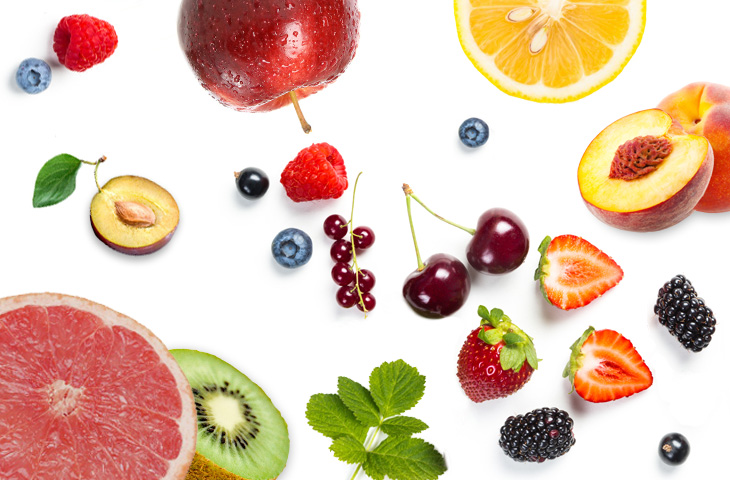 Właściwości zdrowotne owoców