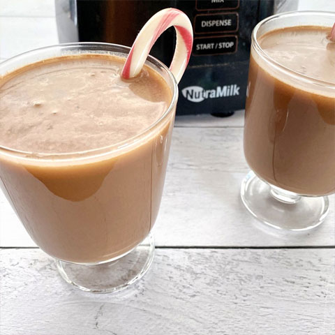 NutraMilk Czekoladowe Mleko Owsiane