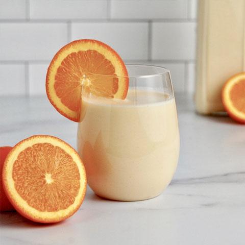 Nutramilk Mleko Imbirowo-Pomarańczowe zOrzechów Nerkowca